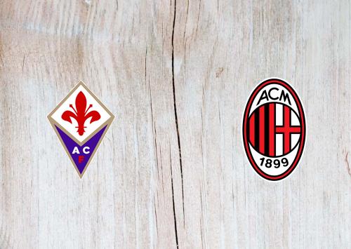Fiorentina vs Milan -Highlights 21 March 2021