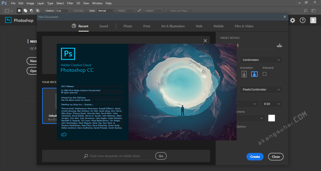 Free Download Adobe Photoshop CC 2017 Final Full Version