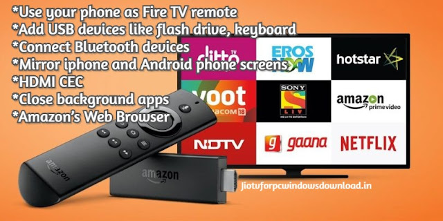 jiotv on fire tv stick