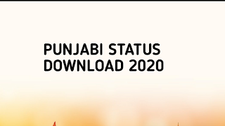Punjabi Whatsapp Status Download
