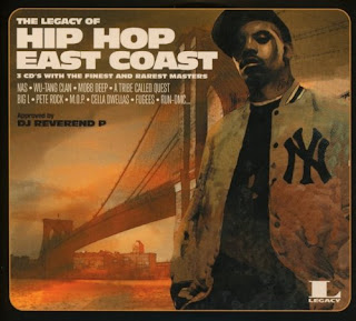 VA – The Legacy Of Hip Hop East Coast (3CD Box Set) (2016) [CD] [FLAC+320]