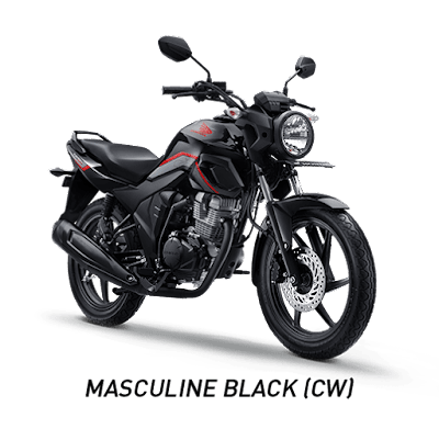 Honda Verza CW Masculine Black 2020 Sejahtera Mulia Cirebon
