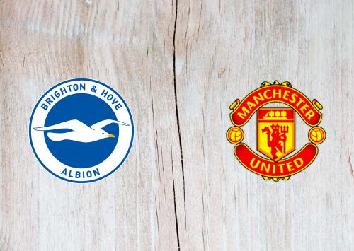 Brighton & Hove Albion vs Manchester United -Highlights 30 September 2020