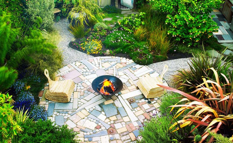 Design, Garden