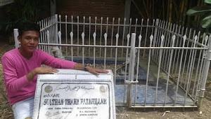 Makam dan Bekas Istana Sultan Thaha Kembali Ramai Dibahas Warga Net