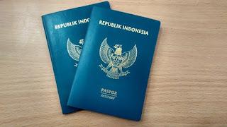 Jenis-Jenis Paspor ada enam