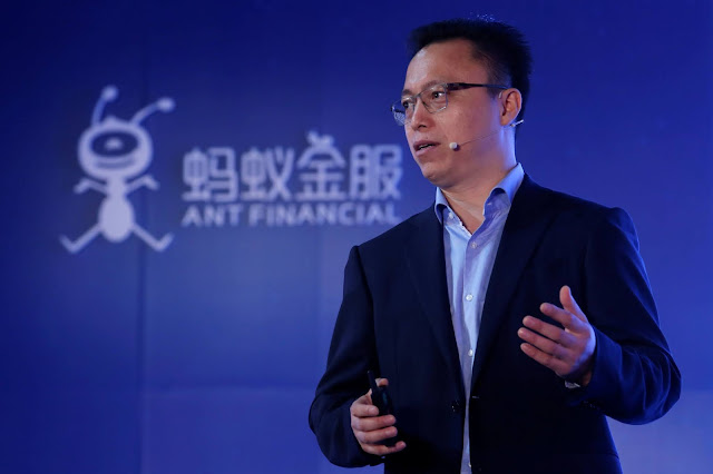 Ant Group CEO Simon Hu resigns due to 'personal reasons'