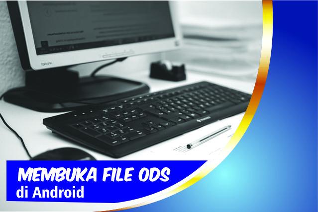 Membuka File ODT