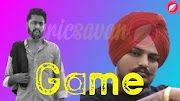 Game Lyrics in English Font - Sidhu Moose Wala | Shooter Kahlon