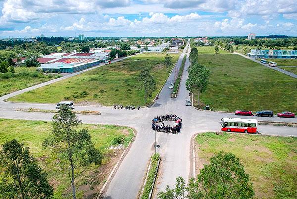 Dự án Khu dân cư Minh Châu - Sóc Trăng