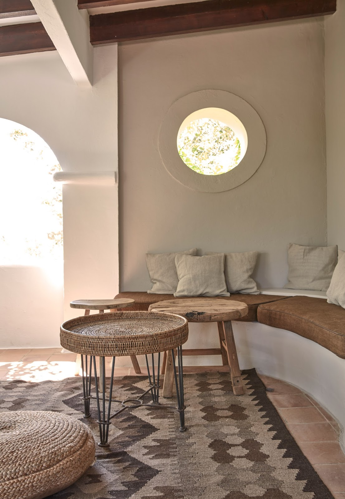 Decordemon la granja ibiza a members only retreat with a for Design hotel nrw