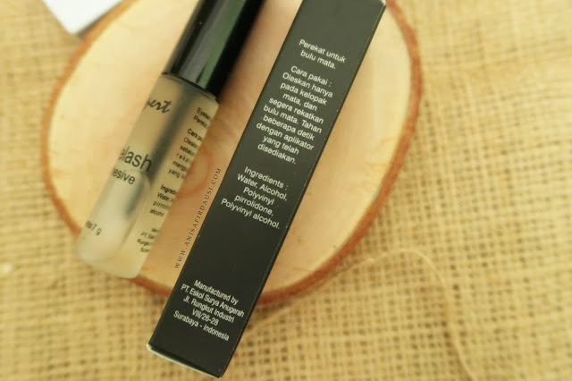Review X-Pert Eyelash Adhesive (Lem Bulu Mata X-pert)
