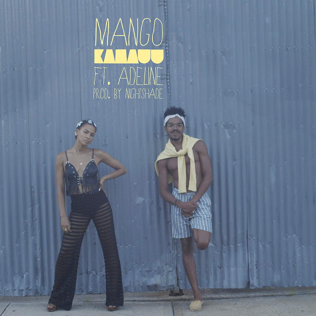 Music Television presents KAMAUU with the singer, songwriter & bassist named Adeline and the music video for their song titled MANGO. #KAMAUU #Adeline #Funk #Soul #MusicTelevision #MusicVideo