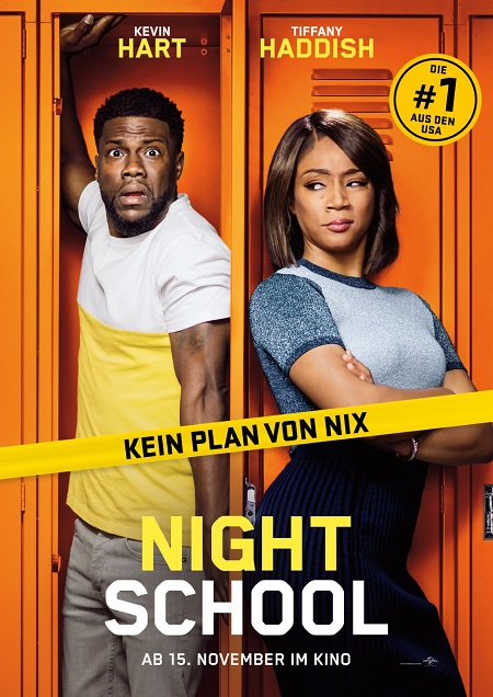 Night School (2018) EXTENDED 720p HEVC BluRay x265 Esubs [Dual Audio] [Hindi ORG – English] – 650 MB
