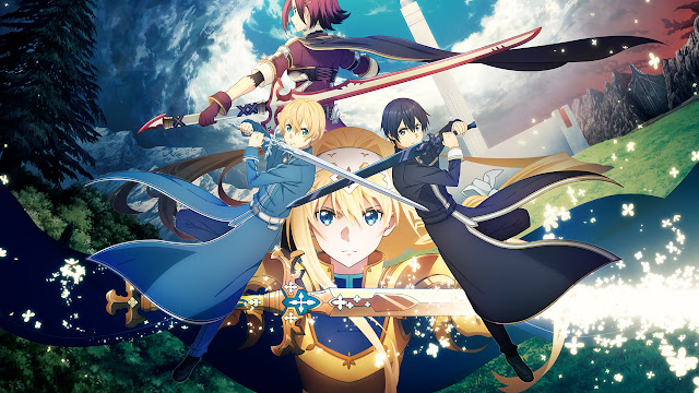 sword art online alicization war of the underworld