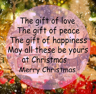 christmas quote hd image