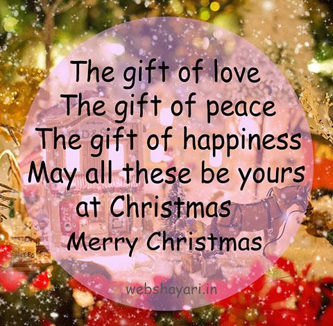 christmas quote hd image