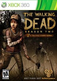 The Walking Dead: Season 2 (X-BOX 360) 2014