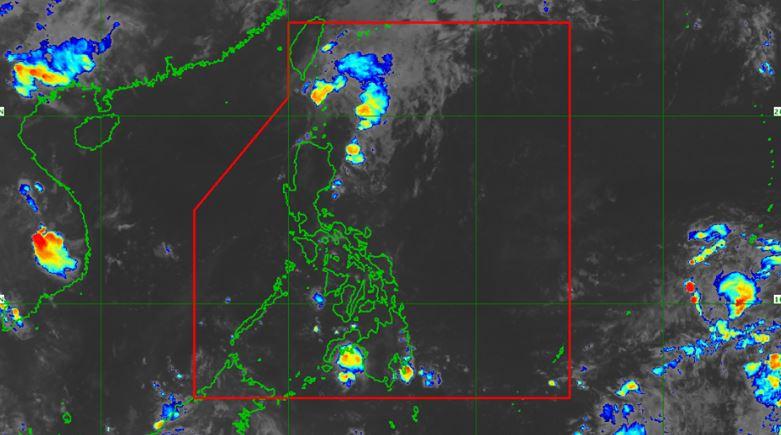 'Bagyong Ambo' PAGASA weather update May 17, 2020