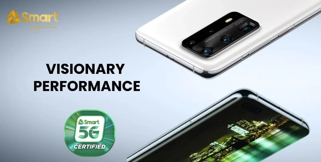 Huawei P40 Pro+ Now Available at Smart Postpaid