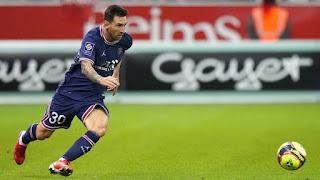 Đây là số tiền điện tử là tiền lương của Messi tại PSG