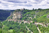 Visitare Rocamadour