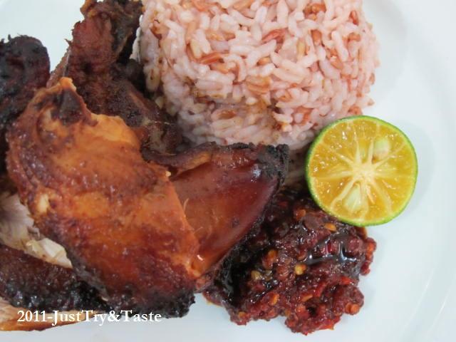 Resep Ayam Bacem Super Mantap dan Sambal Terasi Goreng JTT