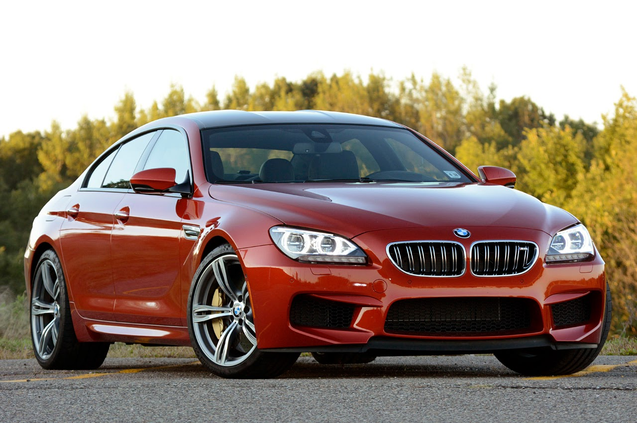 JK's Wing: 2014 BMW M6 Gran Coupe