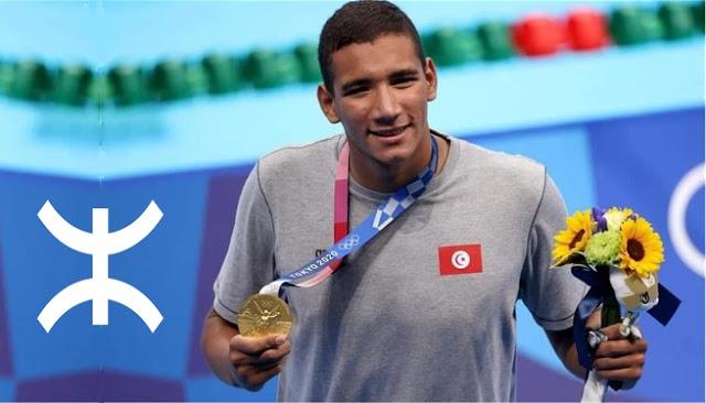 البطل الأولمبي أحمد أيوب الحفناوي