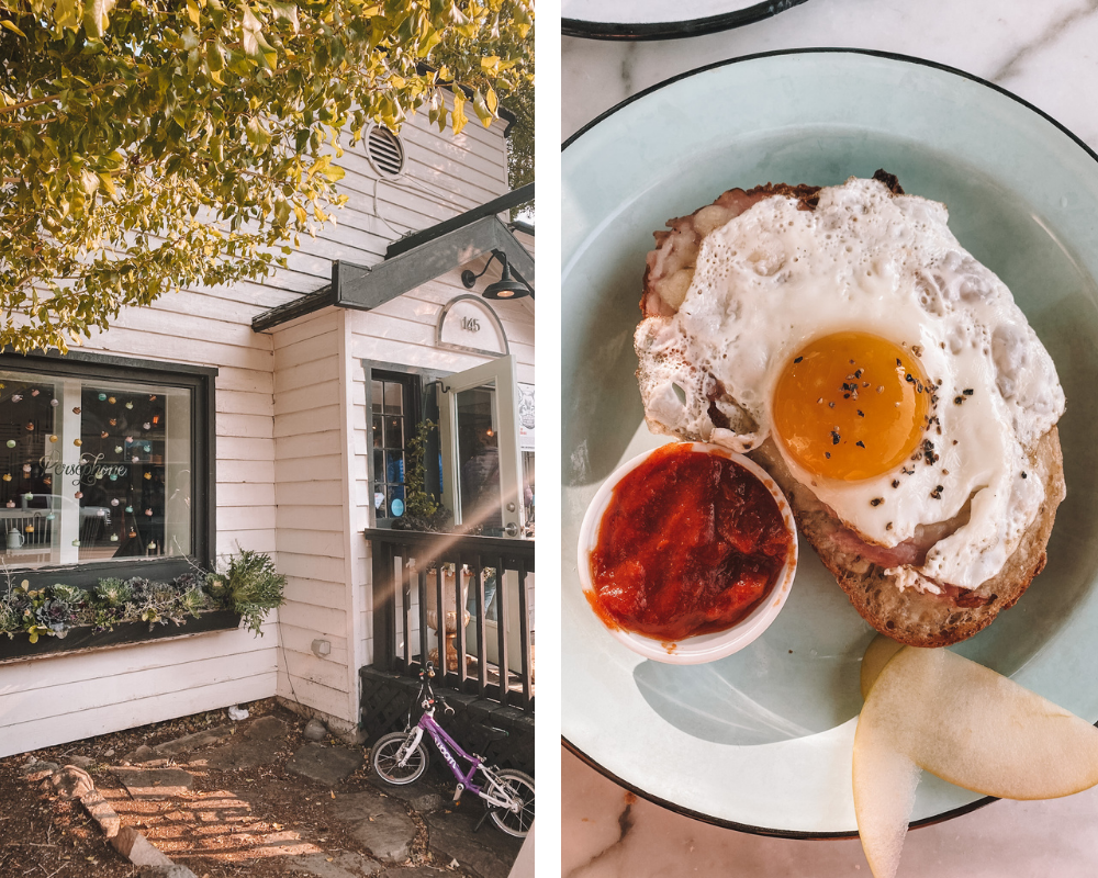 Persephone in Jackson Hole, Wyoming is the best breakfast spot!