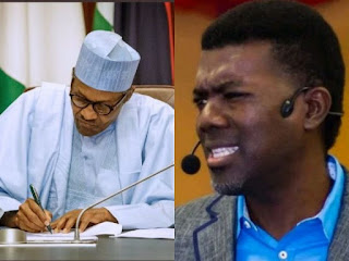 Why Buhari has been a nuisance in the last 96 hours – Reno Omokri