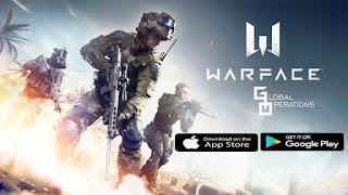 تحميل لعبة الأكشن والقتال warface global operations كاملة للأندرويد والأيفون