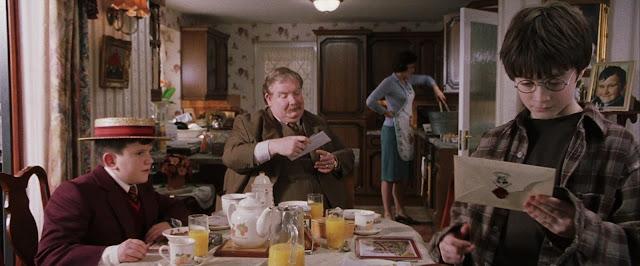 Семейство Дърсли - Хари Потър и философският камък