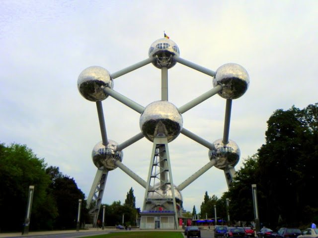 viagem bruxelas