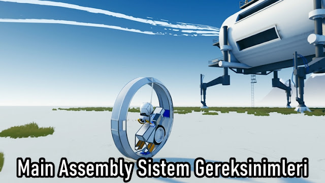 Main Assembly Kaç GB