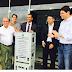Pedro Tavares comemora inauguração da agência do INSS em Baixa Grande
