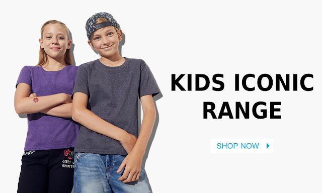 Kids Iconic Range