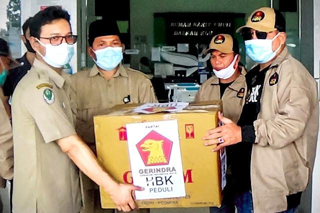 Peduli tangani Covid-19, HBK salurkan bantuan alat test Covid ke 3 RSUD di Lombok