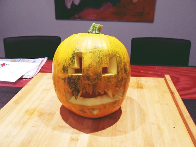 Pumpkin Kitchen Nightmares