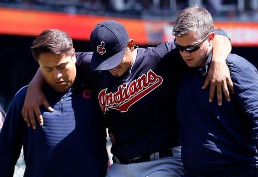 Carlos Carrasco espera tener mejor suerte esta temporada en #MLB ...