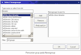 Pengertian Newsgroup dan Fungsinya