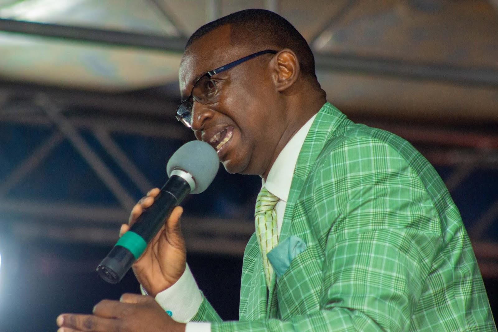 Bishop Amon Madawo For Tiyambuke 2019