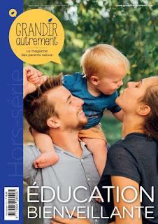 grandir autrement éducation bienveillante parentalité parents