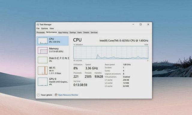 حل مشكلة بطء جهاز الكمبيوتر بعد تحديثات ويندوز 10 الاخيرة