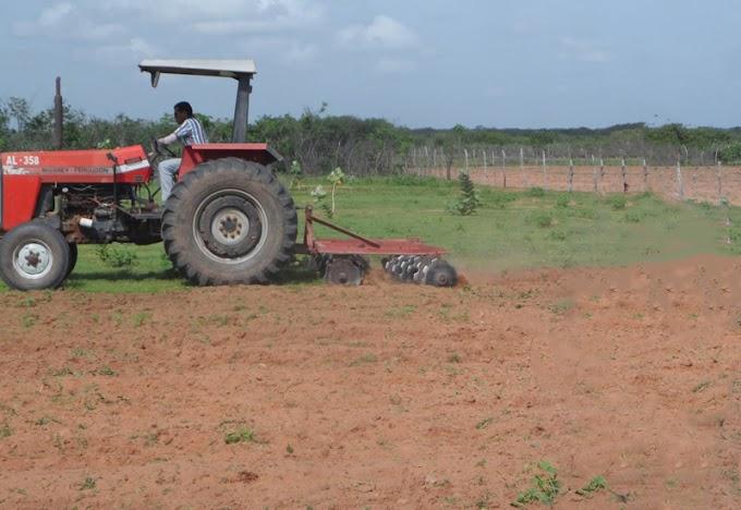 Prefeitura de Grossos inicia cadastramento para o corte de terra