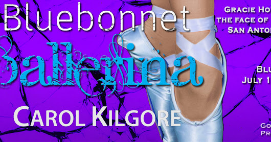 Straight Browsing from the Library: Bluebonnet Ballerina by Carol Kilgore