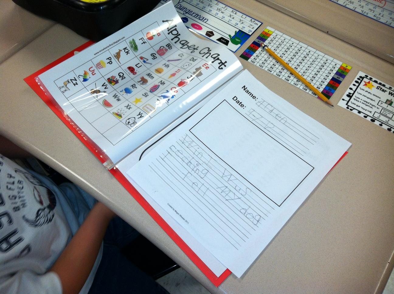 Mrs Wheeler S First Grade Tidbits Writing Workshop Folders