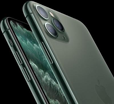 iPhone-11-pro-Midnight-Green