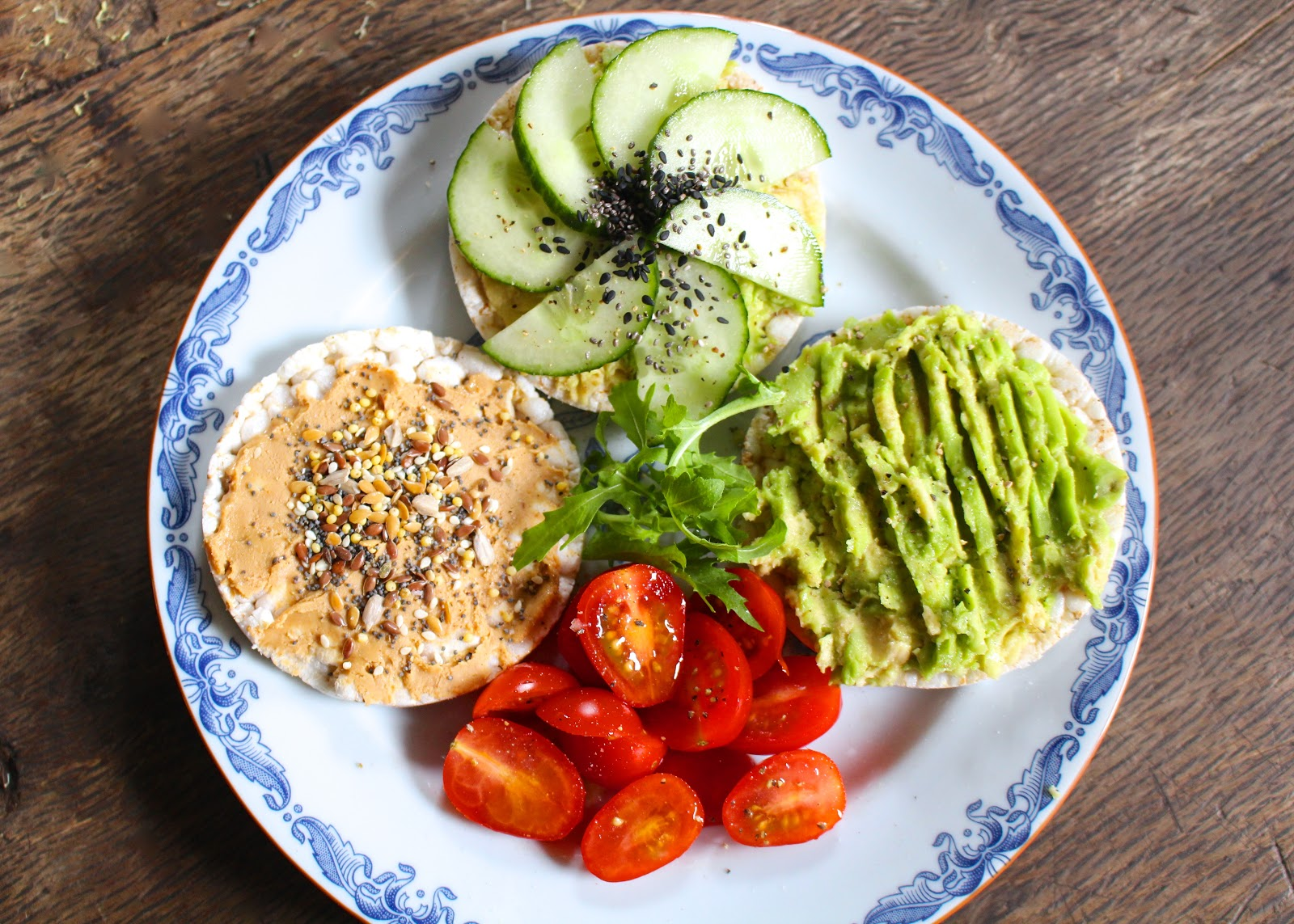 Easy Vegan Lunch Three Ways Whiskers Amp Lions