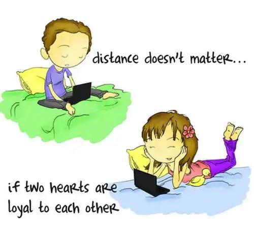 5 tip memelihara perhubungan jarak jauh agar sentiasa bahagia.